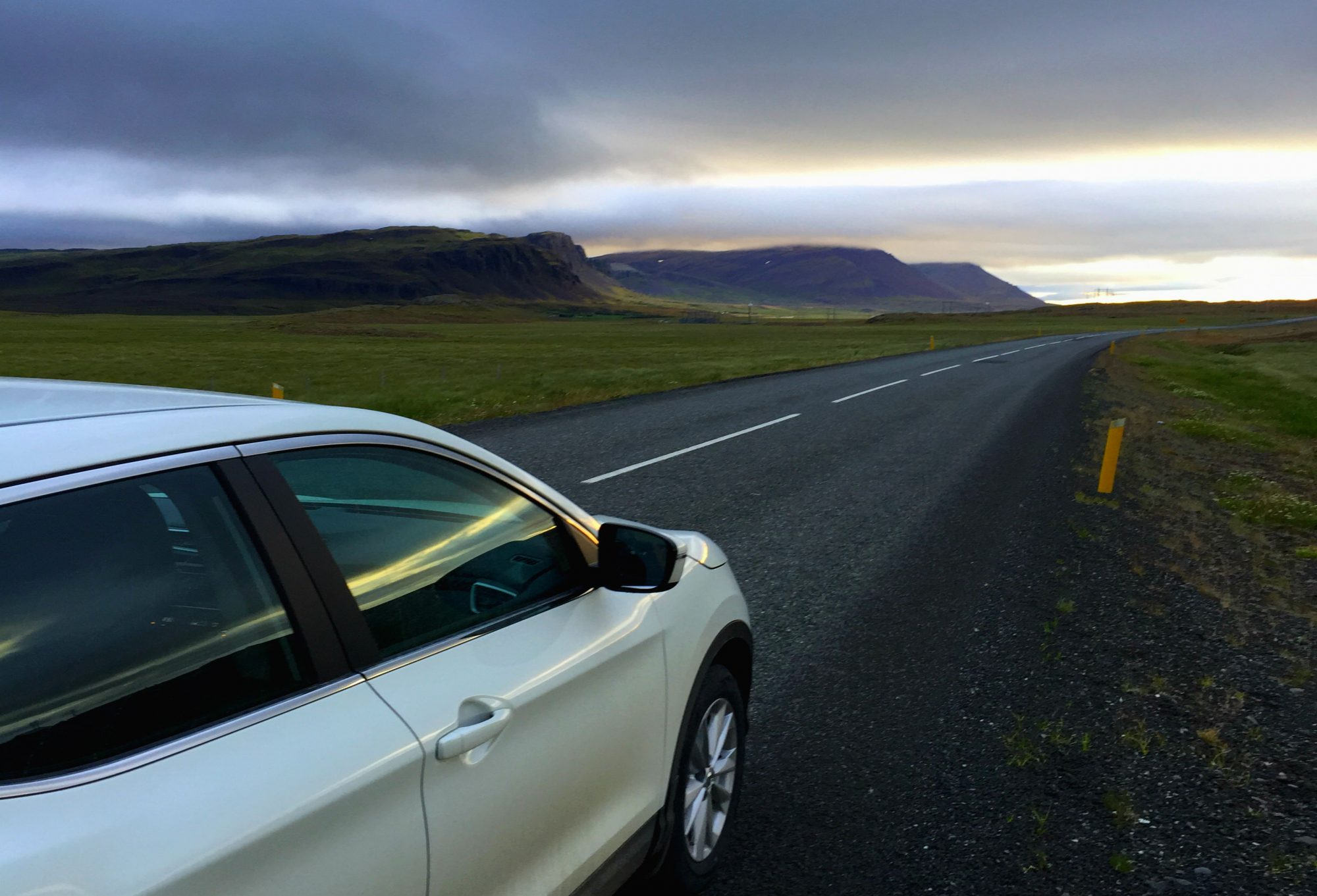 Best Rental Car Company Iceland