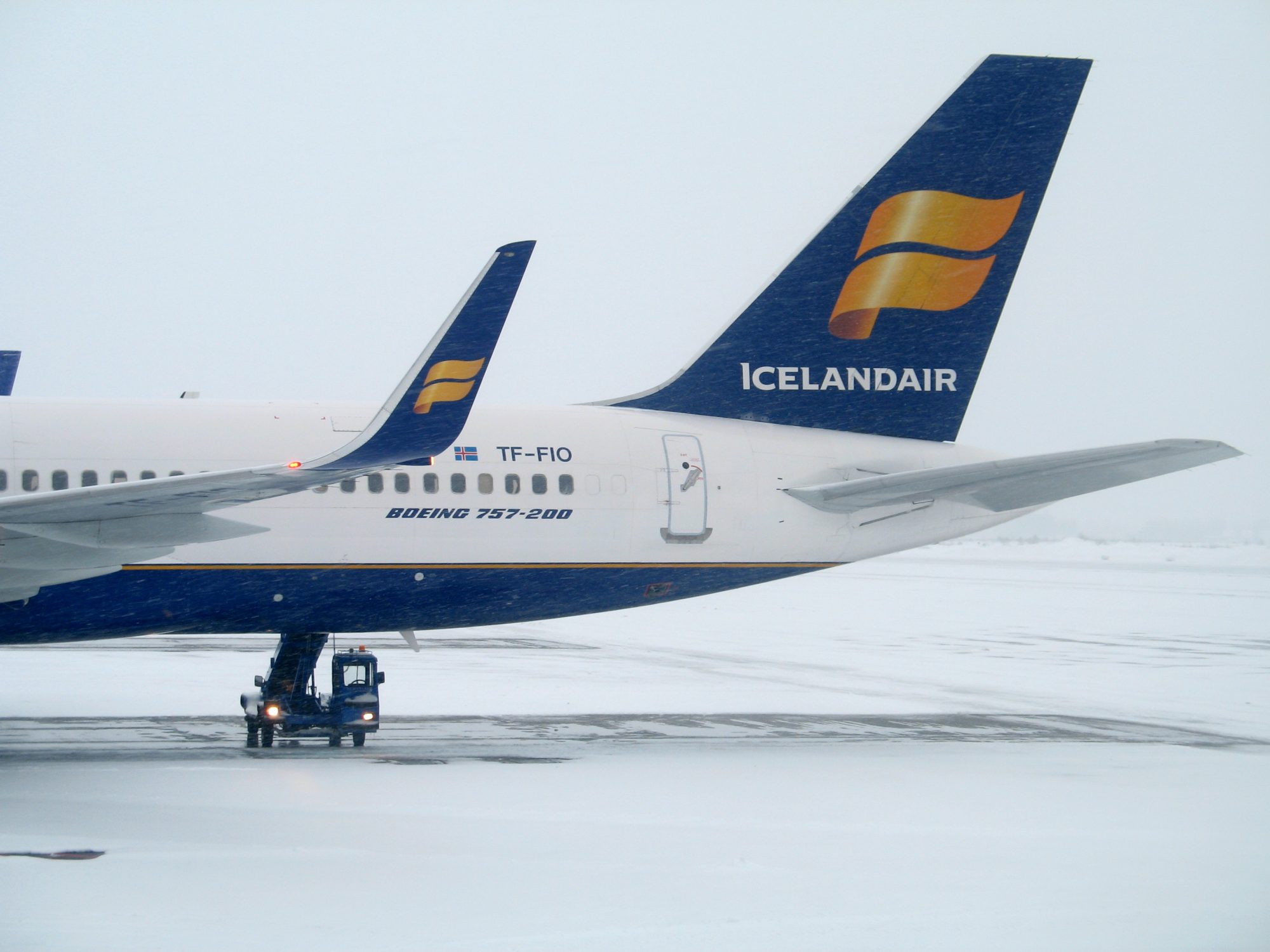 iceland flights
