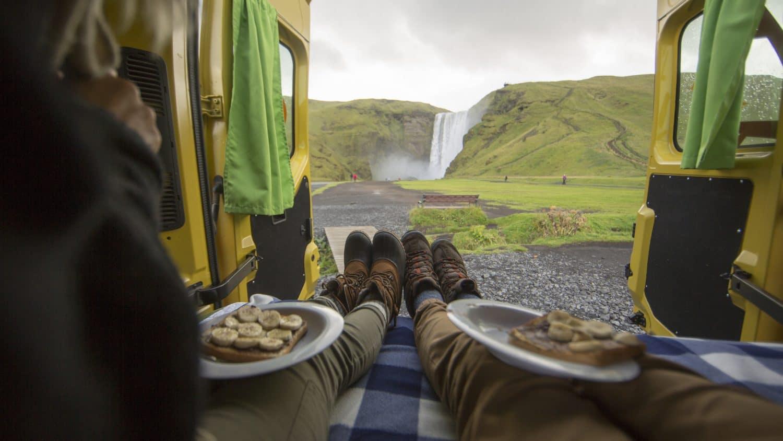 iceland camper rental