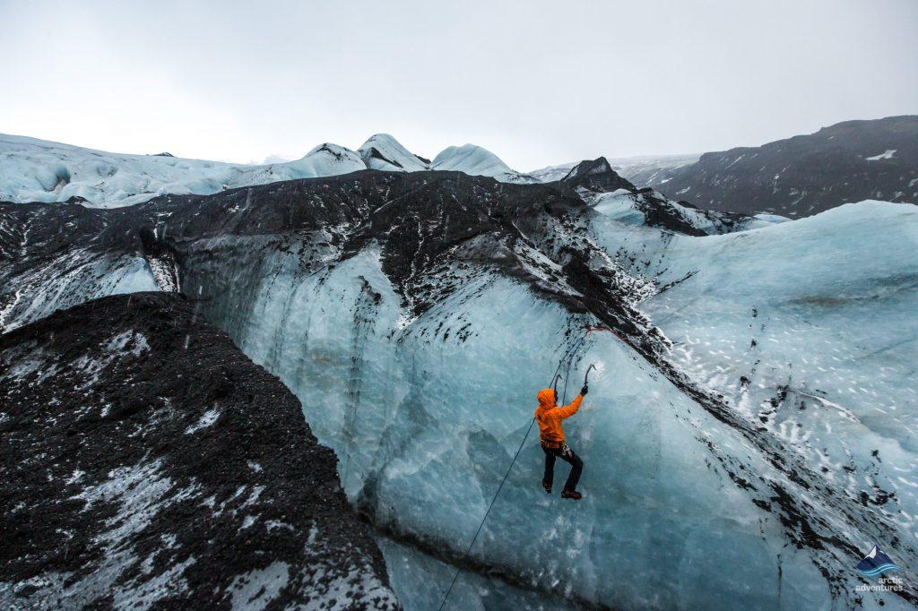 iceland glaciers